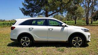 2019 Kia Sorento UM MY19 Sport White 8 Speed Sports Automatic Wagon