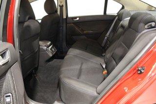 2014 Ford Falcon FG MK2 XR6T Red 6 Speed Auto Seq Sportshift Sedan