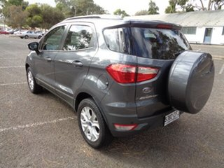 2017 Ford Ecosport BK Trend PwrShift Titanium 6 Speed Sports Automatic Dual Clutch Wagon