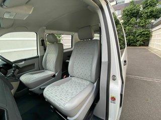 2011 Volkswagen Transporter T5 MY11 Low Roof White 6 Speed Manual Van