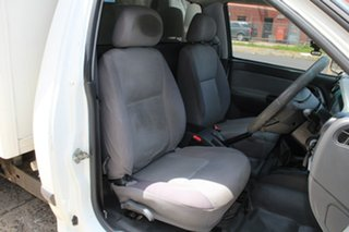 2007 Holden Rodeo RA MY07 LX 4x2 White 5 Speed Manual Cab Chassis