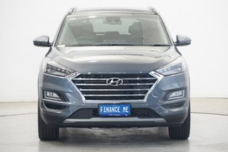 2020 Hyundai Tucson TL3 MY20 Highlander D-CT AWD Pepper Grey 7 Speed Sports Automatic Dual Clutch