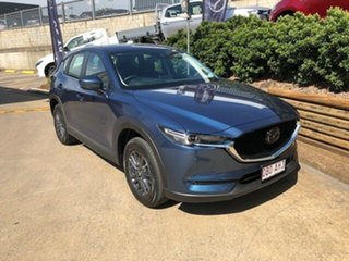 2020 Mazda CX-5 KF4WLA Touring SKYACTIV-Drive i-ACTIV AWD 6 Speed Sports Automatic Wagon.