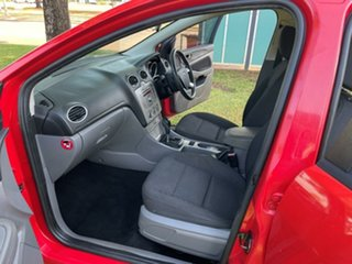 2010 Ford Focus LV LX Red 4 Speed Sports Automatic Hatchback