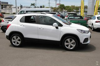 2019 Holden Trax TJ MY19 LS White 6 Speed Automatic Wagon