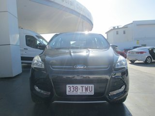 2013 Ford Kuga TF Ambiente (AWD) Black 6 Speed Automatic Wagon