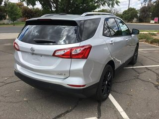 2019 Holden Equinox EQ MY20 Black Edition FWD Silver 6 Speed Sports Automatic Wagon