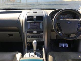 2004 Ford Territory SX Ghia 4 Speed Sports Automatic Wagon