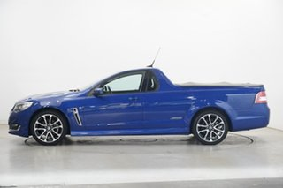 2017 Holden Ute VF II MY17 SS Ute Blue 6 Speed Manual Utility.