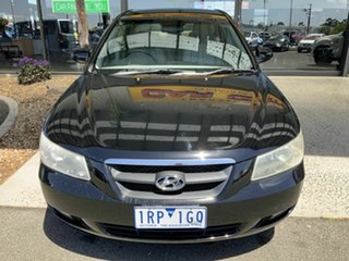 2005 Hyundai Sonata NF Elite Black 5 Speed Sequential Auto Sedan.