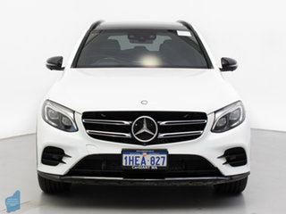 2016 Mercedes-Benz GLC250D 253 White 9 Speed Automatic Wagon