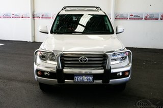 2013 Toyota Landcruiser URJ202R MY13 VX (4x4) Crystal Pearl 6 Speed Automatic Wagon