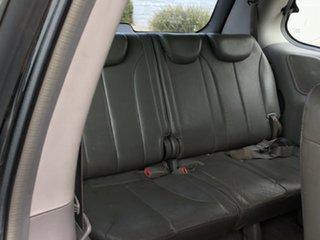 2006 Kia Grand Carnival VQ EX-L Black 5 Speed Sports Automatic Wagon