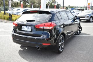 2017 Kia Cerato YD MY17 Sport Black 6 Speed Sports Automatic Hatchback