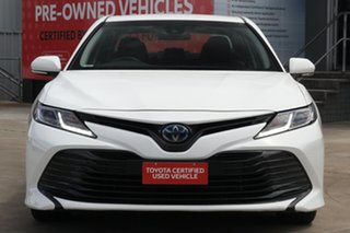 2019 Toyota Camry AXVH71R Hybrid Glacier White 6 Speed Constant Variable Sedan