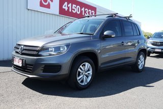 2015 Volkswagen Tiguan 5N MY15 118TSI 2WD 6 Speed Manual Wagon