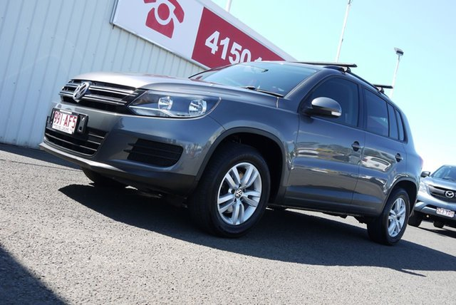 Used Volkswagen Tiguan 5N MY15 118TSI 2WD Bundaberg, 2015 Volkswagen Tiguan 5N MY15 118TSI 2WD 6 Speed Manual Wagon
