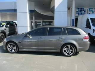 2010 Holden Commodore VE II SV6 Grey 6 Speed Automatic Sportswagon.