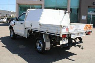 2014 Ford Ranger PX XL 2.2 (4x2) White 6 Speed Manual Utility