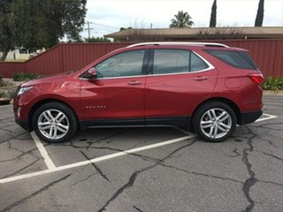 2018 Holden Equinox EQ MY18 LTZ AWD Red 6 Speed Sports Automatic Wagon