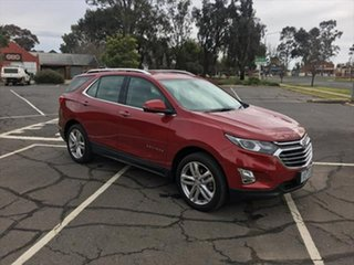 2018 Holden Equinox EQ MY18 LTZ AWD Red 6 Speed Sports Automatic Wagon.