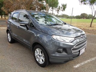 2017 Ford Ecosport BK Trend PwrShift Titanium 6 Speed Sports Automatic Dual Clutch Wagon.