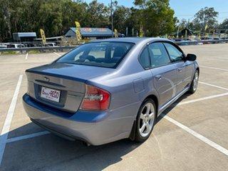 2006 Subaru Liberty MY06 2.0R Blue 4 Speed Auto Elec Sportshift Sedan.