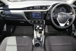2017 Toyota Corolla ZRE172R MY17 Ascent White 7 Speed CVT Auto Sequential Sedan