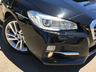 2016 Subaru Levorg V1 MY17 2.0 GT CVT AWD Black 8 Speed Constant Variable Wagon.