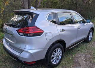 2019 Nissan X-Trail T32 Series II ST X-tronic 2WD Brilliant Silver 7 Speed Constant Variable Wagon