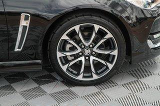 2016 Holden Commodore VF II MY16 SS V Black 6 Speed Manual Sedan