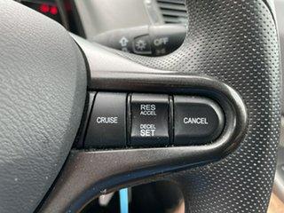 2007 Honda Civic MY07 VTi Black 5 Speed Manual Sedan