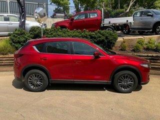 2020 Mazda CX-5 KF4WLA Maxx SKYACTIV-Drive i-ACTIV AWD Sport 6 Speed Sports Automatic Wagon.