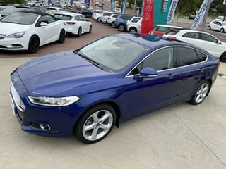2017 Ford Mondeo MD 2017.00MY Trend Blue 6 Speed Sports Automatic Dual Clutch Hatchback