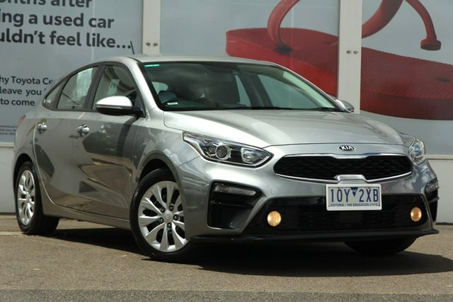 Pre-Owned Kia Cerato BD MY19 S Ferntree Gully, 2019 Kia Cerato BD MY19 S Steel Grey 6 Speed Sports Automatic Hatchback