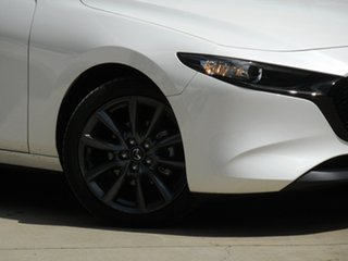 2020 Mazda 3 BP2H7A G20 SKYACTIV-Drive Evolve 6 Speed Sports Automatic Hatchback.