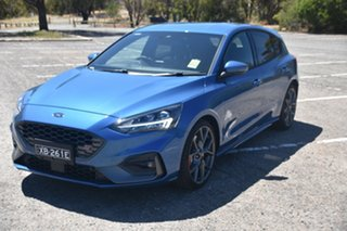2020 Ford Focus ST Ford Performance Blue 7 Speed Automatic Hatchback