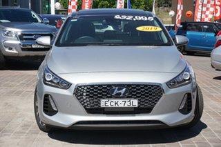 2019 Hyundai i30 PD2 MY19 Premium Silver 6 Speed Sports Automatic Hatchback.