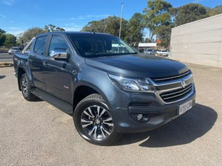 2019 Holden Colorado RG MY19 LTZ Pickup Crew Cab Grey 6 Speed Sports Automatic Utility.