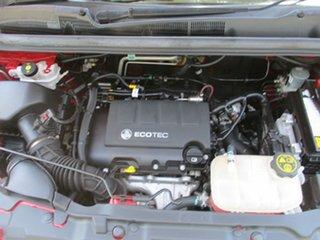 2016 Holden Trax TJ MY16 LTZ Blaze Red 6 Speed Automatic Wagon