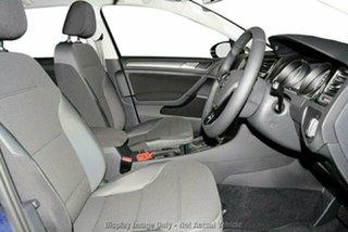 2019 Volkswagen Golf 7.5 MY20 110TSI DSG Comfortline Blue 7 Speed Sports Automatic Dual Clutch