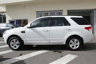 2012 Ford Territory SZ TX Seq Sport Shift White 6 Speed Sports Automatic Wagon