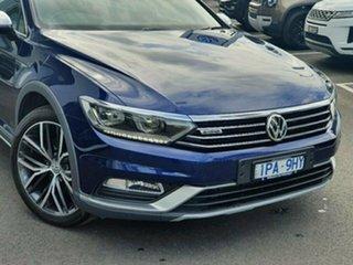 2018 Volkswagen Passat Alltrack Wolfsb Blue 7SPD DSG TRANS Wagon.