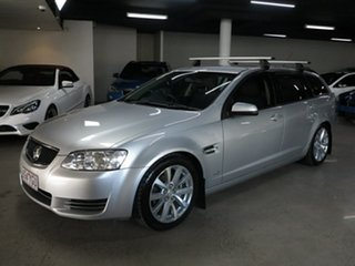 2013 Holden Commodore VE II MY12.5 Omega Sportwagon Silver 6 Speed Sports Automatic Wagon.