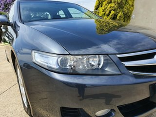 2007 Honda Accord Euro CL MY2007 Grey 5 Speed Automatic Sedan