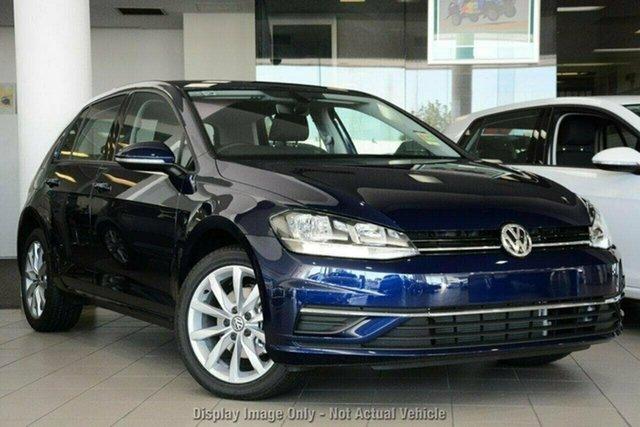 New Volkswagen Golf 7.5 MY20 110TSI DSG Comfortline Port Melbourne, 2019 Volkswagen Golf 7.5 MY20 110TSI DSG Comfortline Blue 7 Speed Sports Automatic Dual Clutch