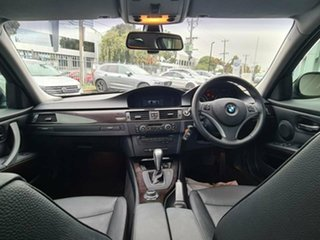 2011 BMW 3 Series 323i Lifestyle Black 6 Speed Automatic Sedan