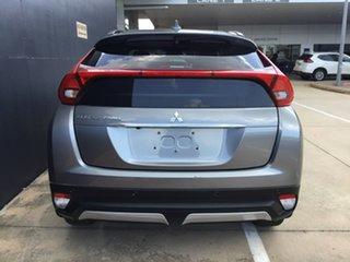 2019 Mitsubishi Eclipse Cross YA MY19 LS 2WD Grey 8 Speed Constant Variable Wagon