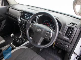 2017 Holden Colorado RG MY17 LS (4x4) White 6 Speed Manual Crew Cab Pickup