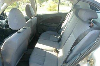 2005 Nissan Pulsar N16 S2 MY2004 ST Silver 5 Speed Manual Hatchback